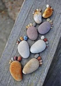 Celui qui déplace une montagne commence par déplacer de petites pierres CONFUCIUS